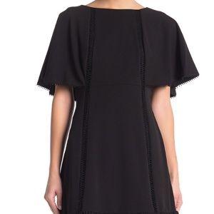 Nanette Lepore Dresses - NWT Nanette Lepore Black Dress Back Tie